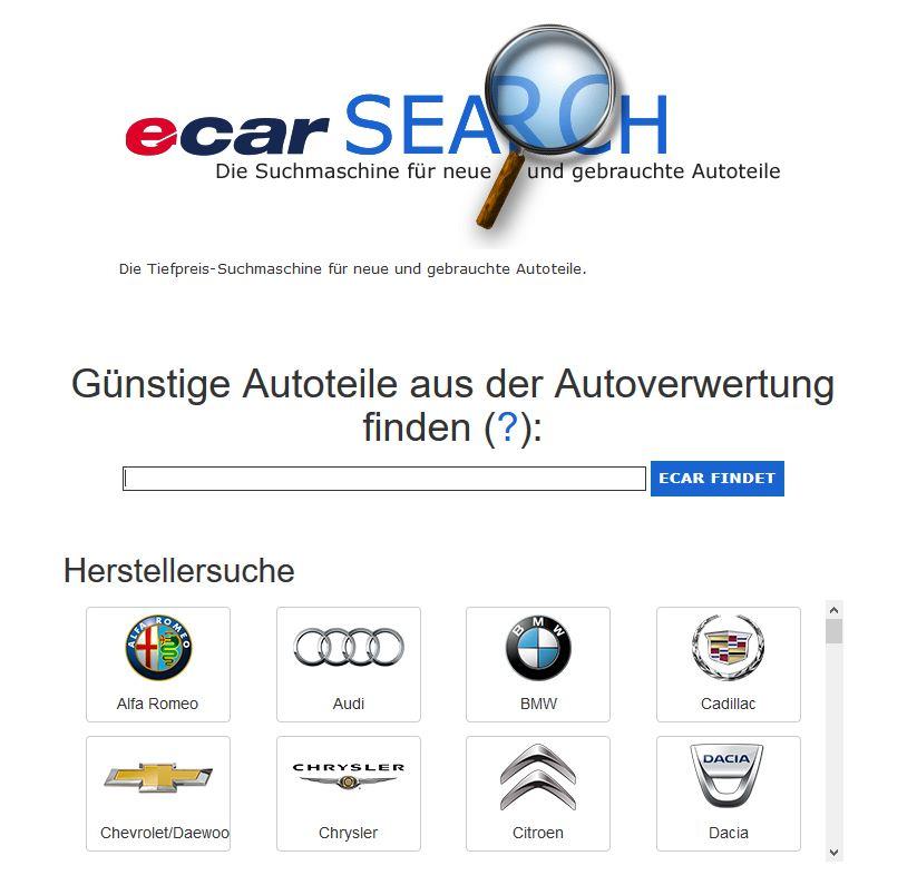 ecarSearch